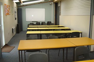 Training student places